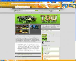 Tow sur xbox.com