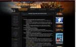 Site web warhammer online